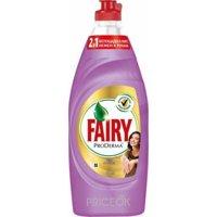 Фото Fairy Жидкость для мытья посуды ProDerma Шелк и Орхидея 650 мл