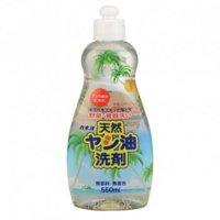 Фото Kaneyo Жидкость для мытья посуды с натуральным Пальмовым Маслом 550 мл