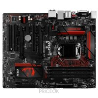 Фото MSI Z170A GAMING M3