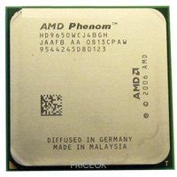 Фото AMD Phenom X4 9650