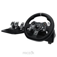 Фото Logitech G920 Driving Force