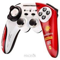 Фото Thrustmaster F1 Dual Analog Ferrari F150 Italia Exclusive Edition