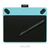 Фото Wacom Intuos Draw Pen S Blue (CTL-490DB-N)