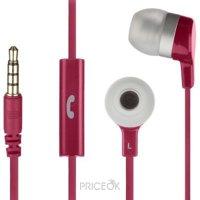Фото KitSound Entry Mini In-Ear Headphones with Mic Pink (KSMINIPI)
