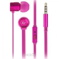 Фото KitSound Hive In-Ear Headphones Pink (KSHIVBPI)