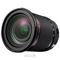 Фото Pentax DA 16-85mm f/3.5-5.6 ED DC HD WR