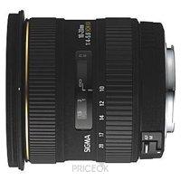 Фото Sigma 10-20mm F4-5.6 EX DC HSM Canon EF-S