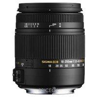 Фото Sigma 18-250mm f/3.5-6.3 DC OS HSM Macro Nikon F