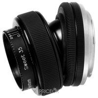 Фото Lensbaby Composer Pro PL Sweet 35mm Pentax K