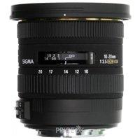 Фото Sigma 10-20mm f/3.5 EX DC HSM Canon EF-S