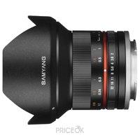 Фото Samyang 12mm f/2.0 NCS CS Fujifilm X