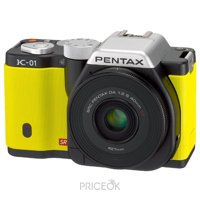 Фото Pentax K-01 Kit