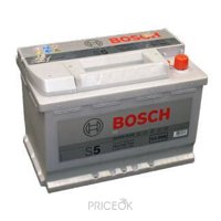 Фото Bosch 6CT-61 АзЕ S5 Silver Plus (S50 040)