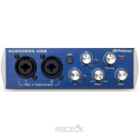 Фото PreSonus AudioBox USB 2x2