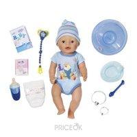 Фото Zapf Creation Baby Born Очаровательный Малыш 43 см (822012)