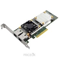 Фото Dell 57810 Dual-Port 10 Gigabit Server Adapter (540-BBGU)