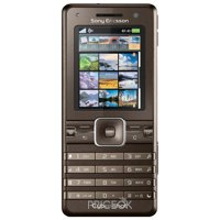 Фото Sony Ericsson K770i