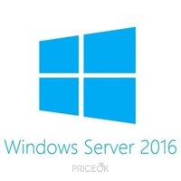 Фото Microsoft Microsoft Windows Server Standard 2016 x64 English DVD 16 Core (P73-07113)
