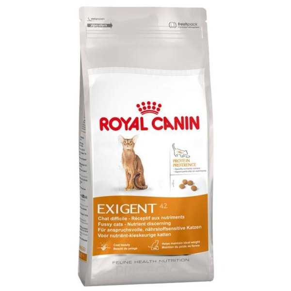 Exigent 42 корм royal canin