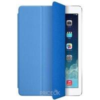 Фото Apple Smart Cover iPad Air - Blue (MF054)