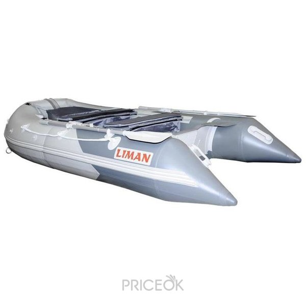 лодка лиман 390