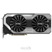 Фото Palit GeForce GTX 1080 Super JetStream 8Gb (NEB1080S15P2-1040J)