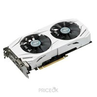 Фото ASUS GeForce GTX 1060 DUAL 6Gb (DUAL-GTX1060-6G)