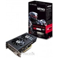 Фото Sapphire Radeon RX460 4Gb GDDR5 NITRO (11257-02)