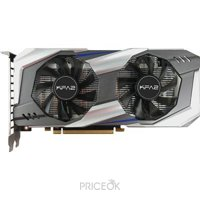 Фото KFA2 GeForce GTX 1060 OC 3GB (60NNH7DSL9CK)