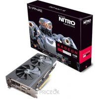 Фото Sapphire Radeon RX 470 4G D5 OC NITRO (11256-10)
