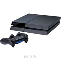 Фото Sony PlayStation 4 500Gb