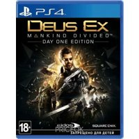 Фото Deus Ex: Mankind Divided (PS4)