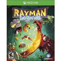 Фото Rayman Legends (Xbox One)
