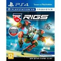 Фото RIGS: Mechanized Combat League (PS4)