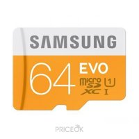 Фото Samsung EVO MB-MP64D