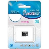 Фото Smartbuy microSDHC Class 10 16Gb