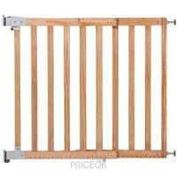 Фото Safety 1st Дверное ограждение Simply Pressure Wooden Gate XL 63-104 см