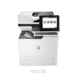 Принтер, копир, МФУ HP Color LaserJet Enterprise MFP M681f