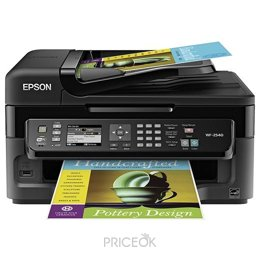 Принтер, копир, МФУ Epson WorkForce WF-2540