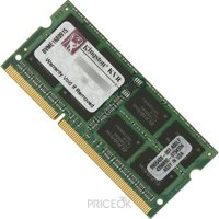 Фото Kingston 8GB SO-DIMM DDR3 1600MHz (KVR16S11/8)