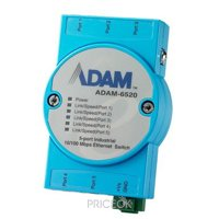 Фото Advantech ADAM-6520-BE