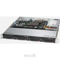 Фото SuperMicro SYS-6018R-MTR