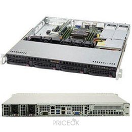 Сервер SuperMicro SYS-5019P-MR