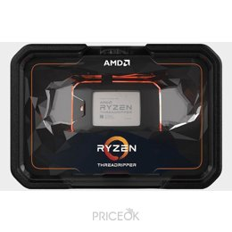Процессор AMD Ryzen Threadripper 2990WX
