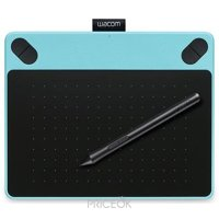 Фото Wacom Intuos Art PT S North Blue (CTH-490AB-N)