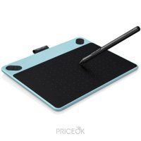 Фото Wacom Intuos Comic PT S North Blue (CTH-490CB-N)