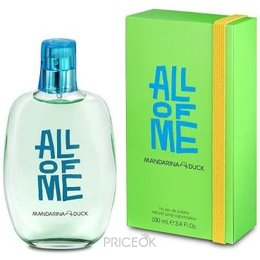 Mandarina Duck All of Me for Him EDT