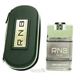 Max Deville RNB for Men EDT