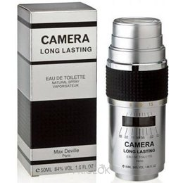 Max Deville Camera Long Lasting  EDT