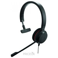Фото Jabra Evolve 30 MS Mono